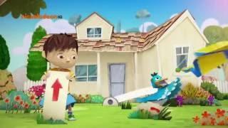 Зак и Кряк 28 серия Домик на дереве.