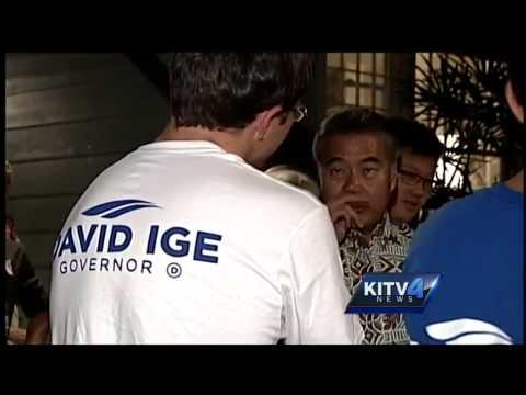 A closer look into David Ige