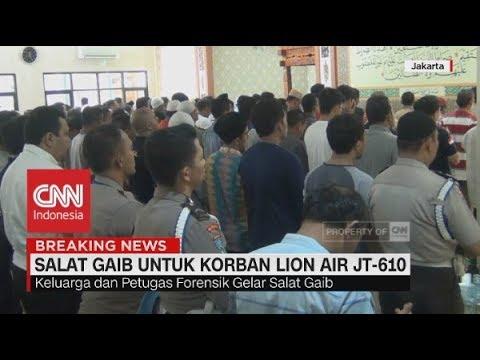 Salat Gaib untuk Korban Lion Air JT-610 Mp3