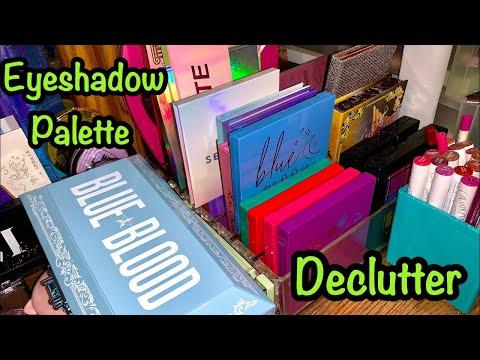 EYESHADOW PALETTE DECLUTTER thumbnail