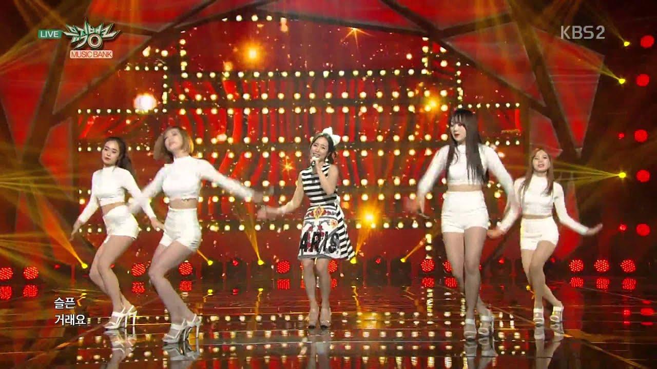 Download 150522 HONG JA   Dalring @ 뮤직뱅크 Music Bank 1080p