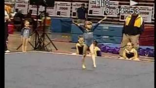 Abby Big Dog Gymnastics Meet Floor Video_0001.wmv