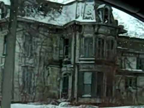 CREEPY house Norwalk / Milian, Ohio.