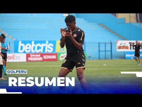Universitario de Deportes UTC Match Highlights