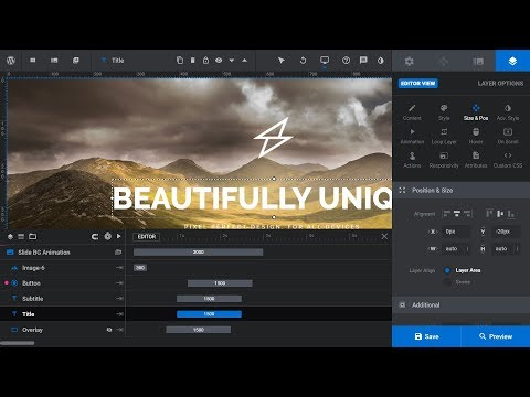How To Align Elements Using Revolution Slider 6 WordPress Plugin thumbnail
