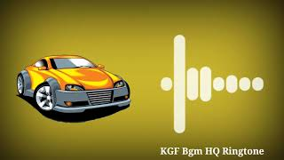 KGF BGM HQ Ringtone // 30 sec Ringtone // AM Creation // Kgf BGM HQ Song Ringtone