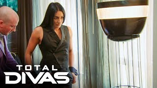 Sonya Deville gets fitted for a tuxedo: Total Divas Preview Clip, Nov. 19, 2019