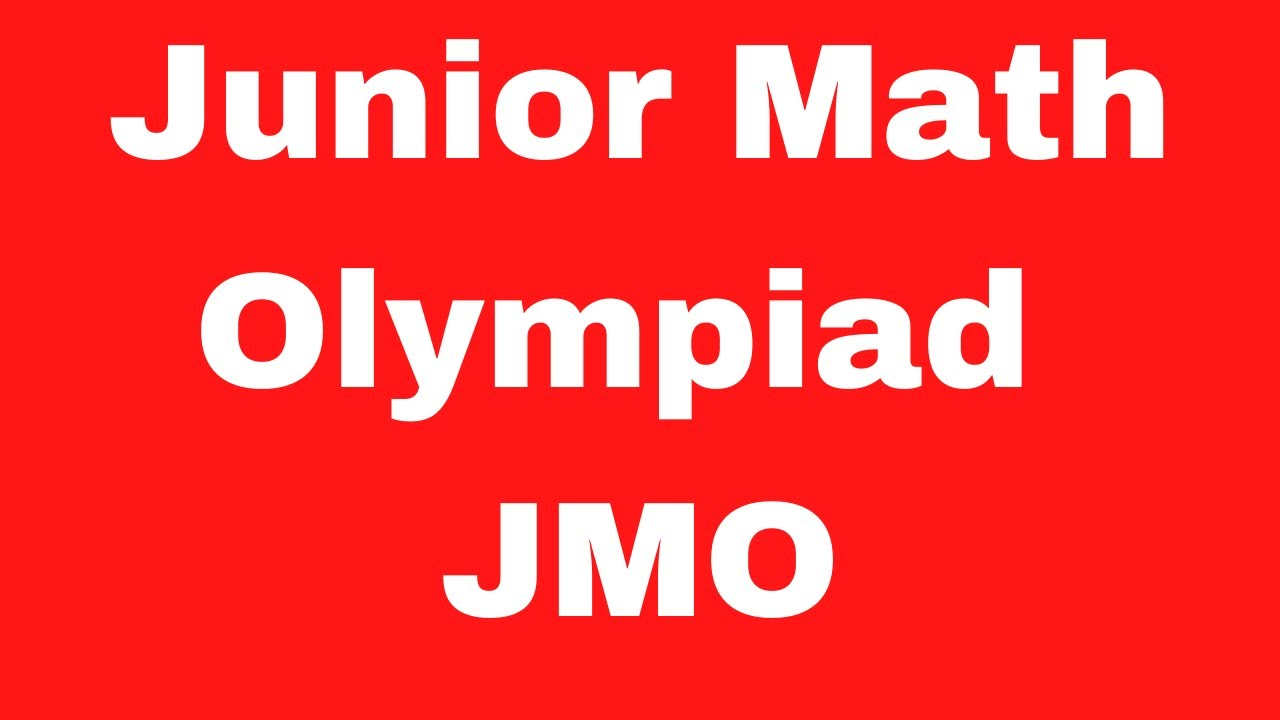 Maths Olympiad Question |SMO|SIMOC|JMO| PART 5