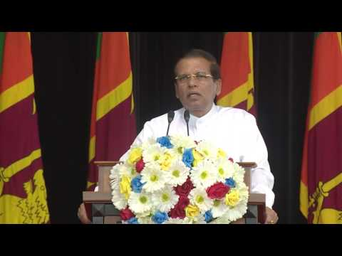Colombo District Special Environment Conference - Full Speech - 20/06/2017