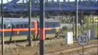 Peterborough Station 30/10/2007 Part 2