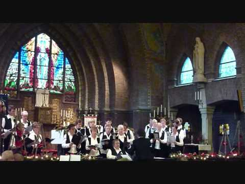 Kerstoptreden Marienvelde december 2011