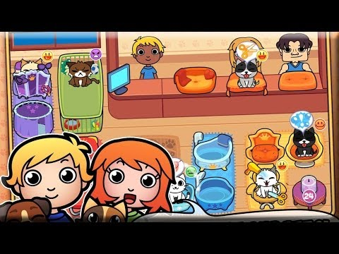 My Virtual Pet Shop - Android Gameplay HD