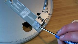 Turntable Cartridge Alignment & Tonearm setup with VTA Gauge &  Mirrored Protractor