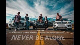 Gambar cover Deepside Deejays Never Be Alone Cover Music Video   Being Visual Ent.