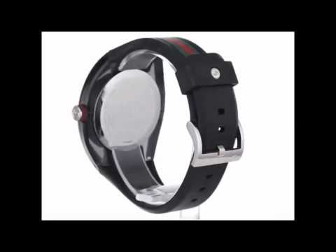 08a19c153d0 Best Price  Gucci SYNC XXL YA137101 Watch - YouTube