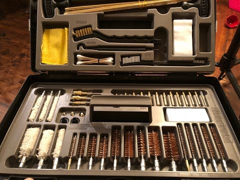 Allen 65pc Ultimate Gun Cleaning Kit