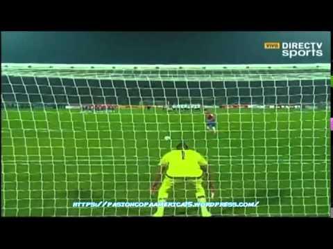Chile 0(4)-(1)0 Argentina (DirecTV Sports Argentina) - Final Copa América 2015