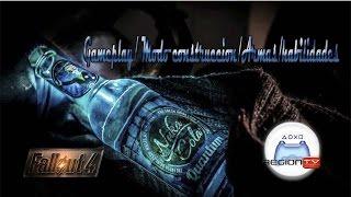 Fallout 4 Gameplay/ Modo construccion/Armas/habilidades