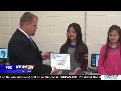 St. Martin girls robotics team to compete in world competition