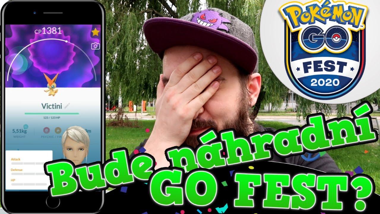 Pokemon GO Fest, den 2. (VICTINI & SHADOW LEGENDARKY)! Změnil mi názor?!