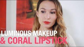 Luminous Spring Makeup Tutorial / ttsandra thumbnail