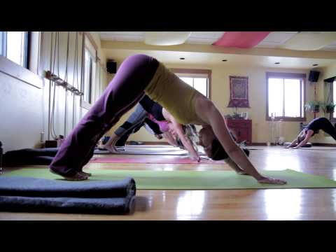 Yoga Teacher Training in Jackson Hole with Adi Amar and Angela Tong