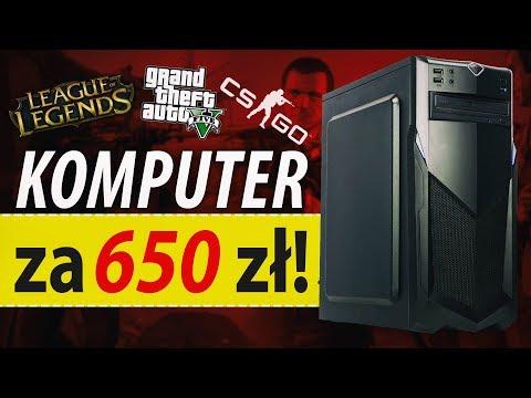 Komputer za 650 zł  i3 2100+HD7770