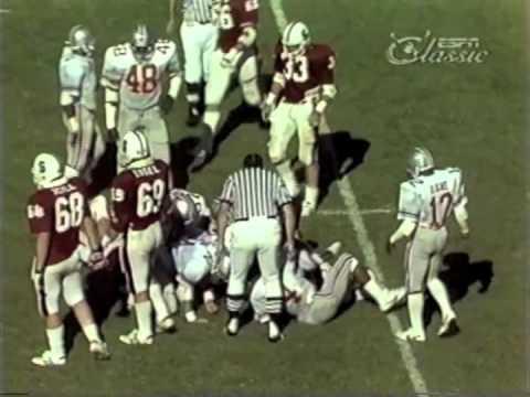 Drive-Thru: Ohio State at Stanford (1981)