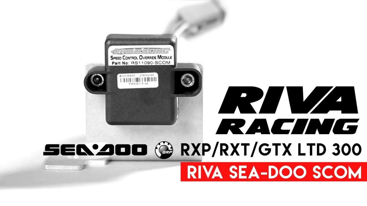 SeaDoo RIVA Speed Control Override Module 2018 300 GTX RXP-X RXT-X SCOM  RS11090-SCOM-18