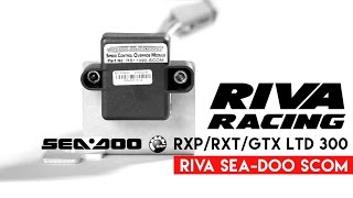RIVA Racing SEA-DOO 2016+ SPEED CONTROL OVERRIDE MODULE