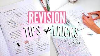 REVISION TIPS & TRICKS