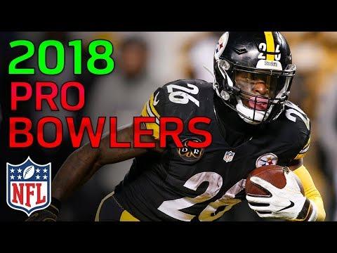 NFL 2018 Pro Bowlers Revealed! | NFL Highlights