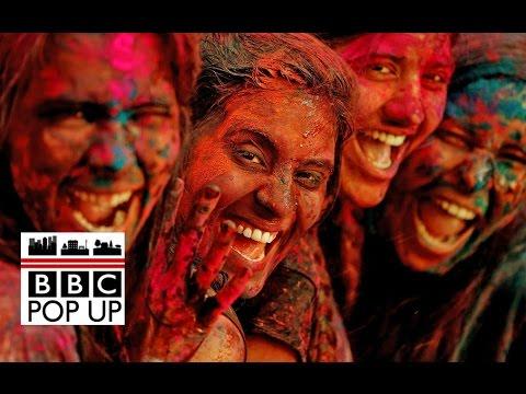 BBC Pop Up heads to India - BBC News