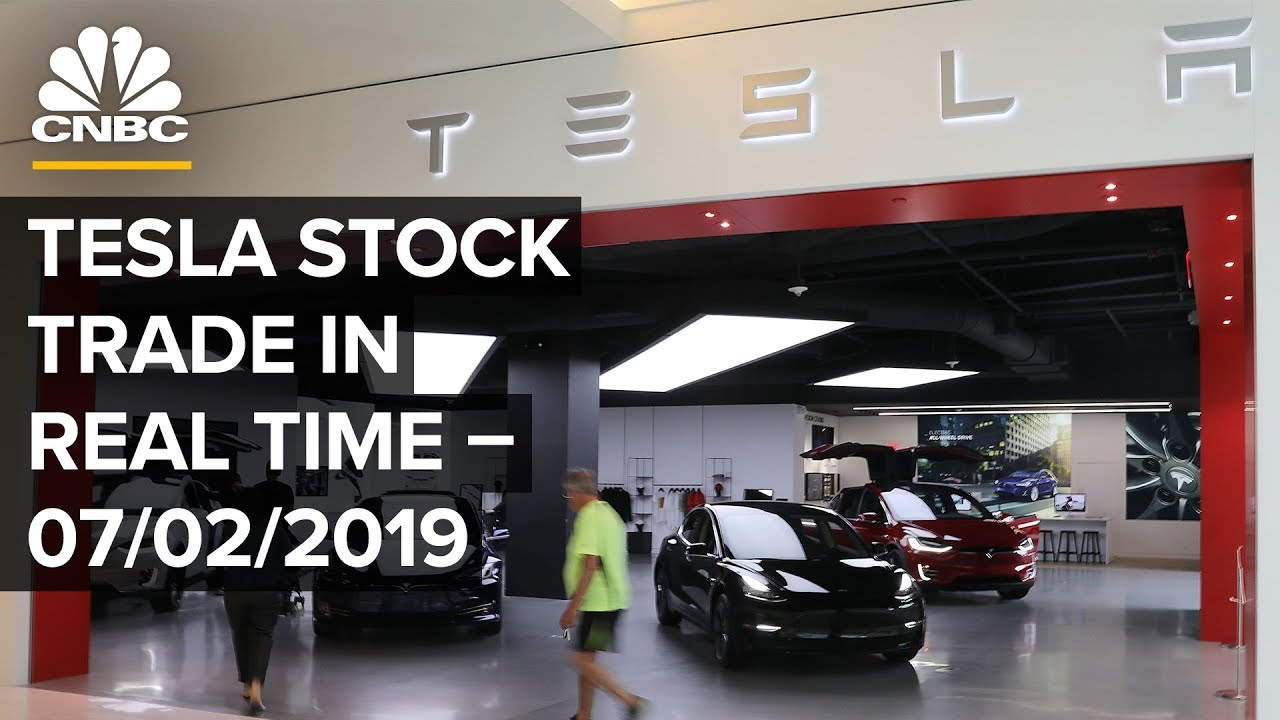 Tesla Trade In >> Watch Tesla Trade In Real Time Ahead Of Q2 Delivery Numbers Release 07 02 2019