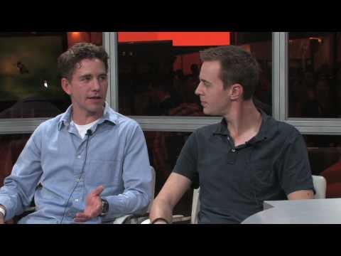 E3 2010 Stage Segment: Brian Dietzen, Sean Murray