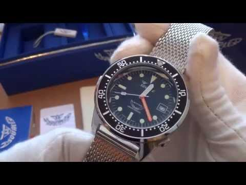 Squale 500m Diver 50 ATMOS 1521-026-A Review: Is it the Best Dive Watch Under $1000?