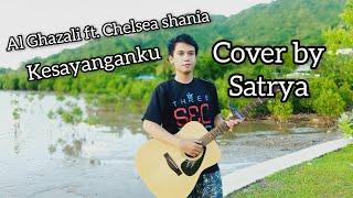 Gambar cover Al Ghazali ft. Chelsea Shania - Kesayanganku OST. Samudra Cinta (Cover by Satrya)