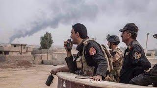 مالم تشاهدة في عمليات تحرير حي الزهور - جهاز مكافحة الإرهاب