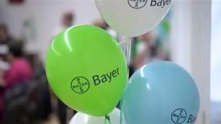 Открытие аудитории Bayer в ОмГАУ