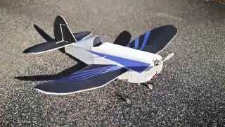 Ft Old Speedster Scratch Built Rc Plane First Flights