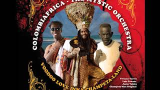 Mama Africa - Colombiafrica The Mystic Orchestra & Louis Towers - Feat Dally Kimoko & Nyboma