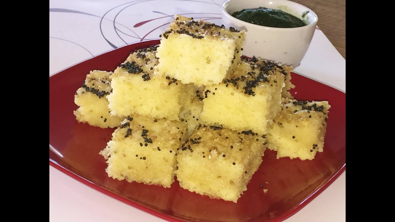 Instant khatta dhokla video recipe by bhavna rava dhokla recipe instant khatta dhokla video recipe by bhavna rava dhokla recipe youtube forumfinder Images