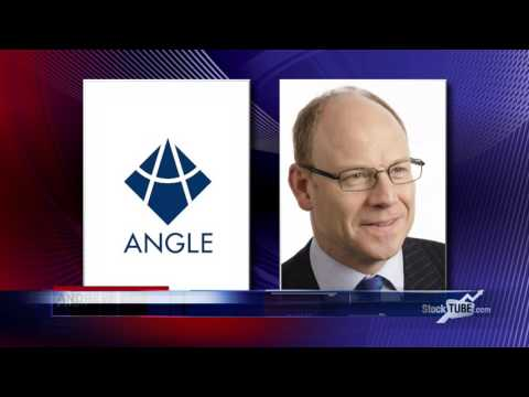 'Customer data validates strategy' for cancer diagnostic, says ANGLE PLC boss Andrew Newland