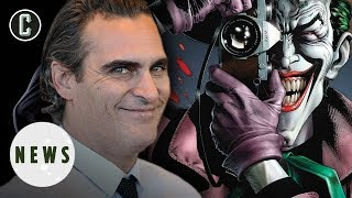 Joaquin Phoenix Confirmed to Play The Joker as Movie Gets Greenlight