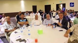 ملتقى رجال الأعمال الفلسطيني الأردني يبحث معيقات الاستثمار في قطاع الإسكان - (14-9-2017)