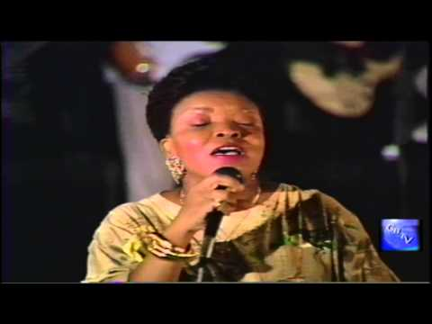 """G.B.T.V. CultureShare ARCHIVES 1989: JUDY BOUCHER  """"Welcome to my world""""  (HD)"""