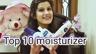Top 10 face & body moisturizer | Winter Essentials | Winter Body & Skin Care | SuperStyleTips