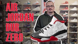 Air Jordan Dub Zero | Sneaker Review