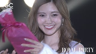 【ROYAL PARTYステージ】 model:白石麻衣(乃木坂46)、宮本茉由、大友...