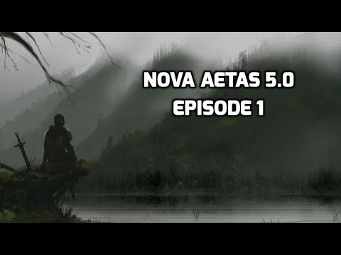Nova Aetas Part 1 The Punisher! James Harper!
